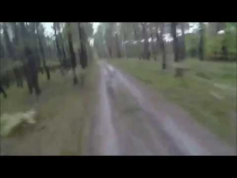 Thumbnail: Man Gets Chased By Bear While Riding His Bike! GIANT bear chasing the mountain biker. Holy Sh*