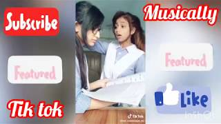 Indian girl dance in college|Punjab college Girls Musically Funny video
