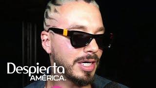 Feliz, agradecido y enamorado: J Balvin presente en los Heat Latin Music Awards