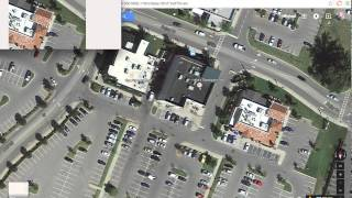 Using Google Maps to measure area Free HD Video