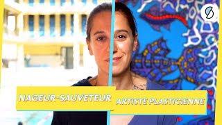 Profession : Nageur-sauveteur / Artiste plasticienne - Serial Slasheur #3