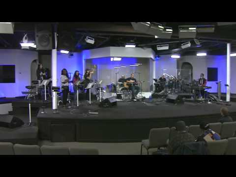 Be thou exalted oh LORD above all heavens - David Forlu (ihopck)