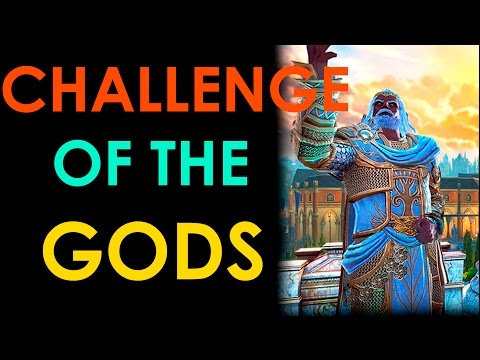 NEVERWINTER PS4 CHALLENGE OF THE GODS COMPLETE GUIDE