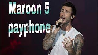 Maroon 5 payphone❤Música internacional❤No copyright❤