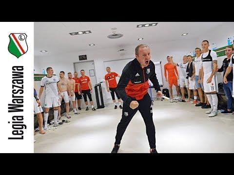 Legia gromi mistrza Finlandii! Kulisy