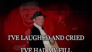 Frank Sinatra   My Way Karaoke Pro