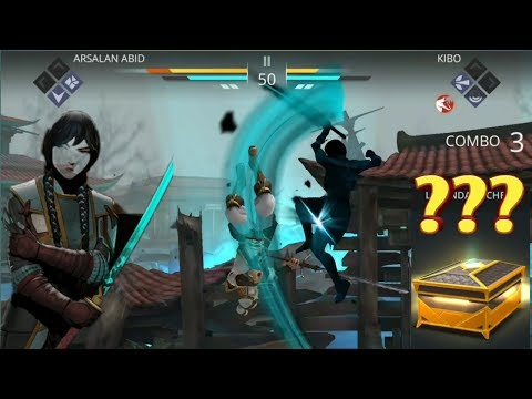 Shadow Fight 3   The End of Impossible KIBO & Chapter 2 with a Legendary Chest😍!!