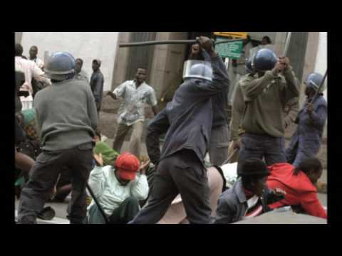 Zimbabwe Police Brutality - Interview with MDC spokesperson Obert Gutu - Latest News!