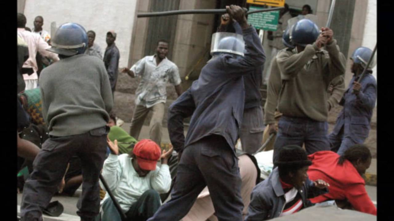 Zimbabwe Police Brutality - Interview with MDC ...