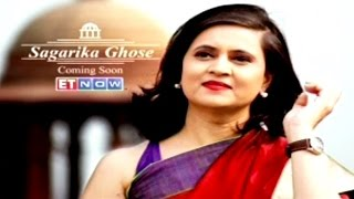 Sagarika Ghose Coming Soon On ET NOW