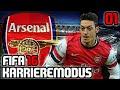FIFA 16 | KARRIEREMODUS #01: LET'S GO! | FC ARSENAL | HD DEUTSCH