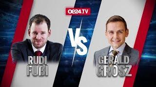 Fußi vs. Grosz: Das brutale Polit-Duell