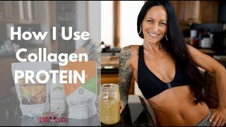 How I use Bulletproof Collagen Protein