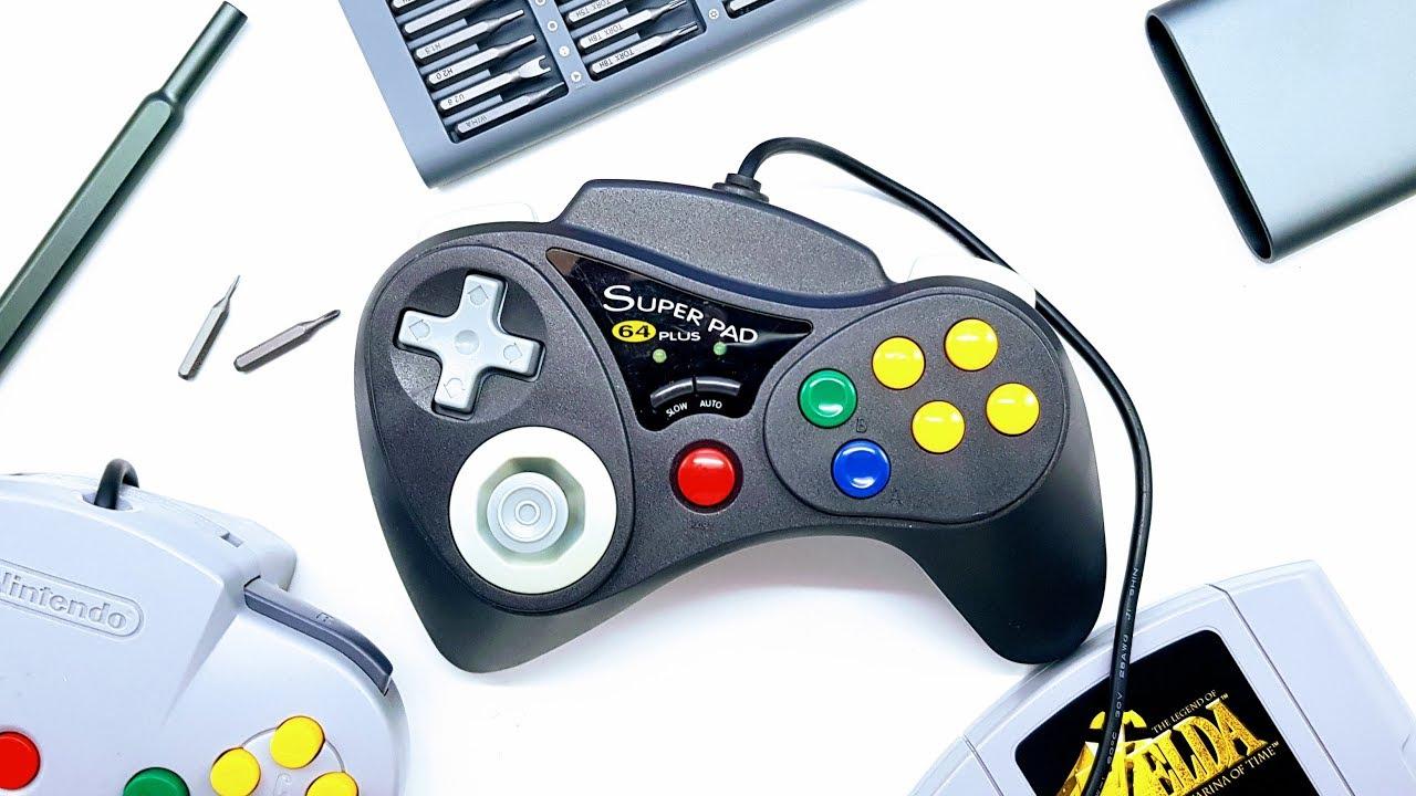 Let's Refurb! - Repairing $6 Nintendo 64 Controller From Ebay!