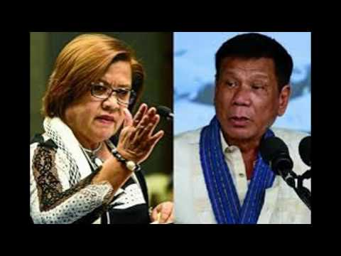 Buwelta ni De Lima: Kung napunta si Duterte sa impyerno: 'Kawawa naman si Satanas'