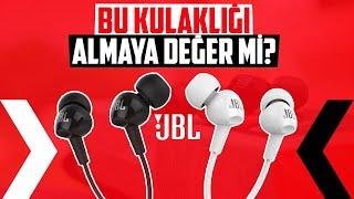 JBL C100SI Kulak İçi Kulaklık İnceleme ve Mikrofon Testi