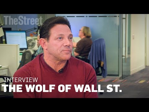 'Wolf of Wall Street' Jordan Belfort Sounds Off: Stocks, Bitcoin, Trump's Economy