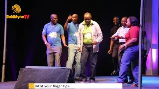 UNILAG DVC, REGISTRAR & LECTURER IN DANCING COMPETITION (Nigerian Music & Entertainment)