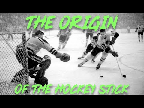 Evolution Of Hockey Sticks