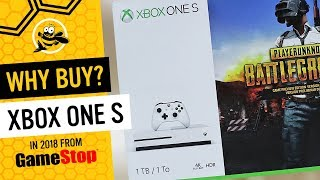 Why Buy an Xbox One S in 2018 from Gamestop?