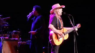 Good-Hearted Woman - Willie Nelson - Shrine Auditorium - Los Angeles CA - Aug 17 2017