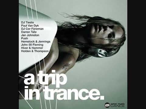 A Trip In Trance - CD2 Mixed By DJ Esquille
