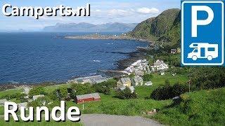 Goksöyr Camping, Runde, Møre og Romsdal, Noorwegen (English subtitled)