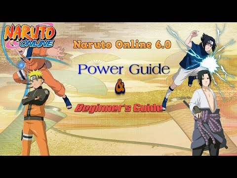 F2P POWER GUIDE   Naruto Online 6.0