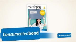 Bestel de gratis Minigids Belastingaangifte (Consumentenbond)