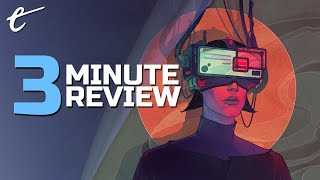 Mind Scanners | Review in 3 Minutes (Video Game Video Review)