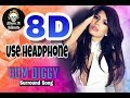8D Surround Song | Bom Diggy | Use Headphones | With Downloading Link | Sure X Music