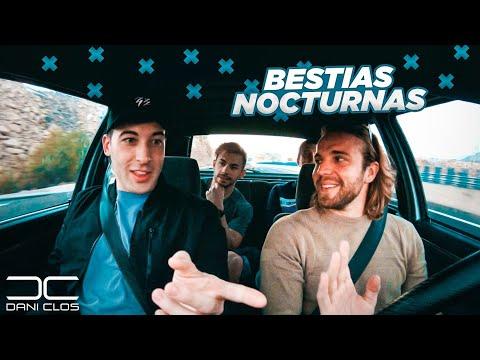 ¿ES LEGAL? SALIDA NOCTURNA con ByViruZz, TIPARRACO y CORBACHO en Tenerife | Dani Clos