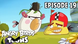 Angry Birds Toons | Slow the Chuck down - S2 Ep19