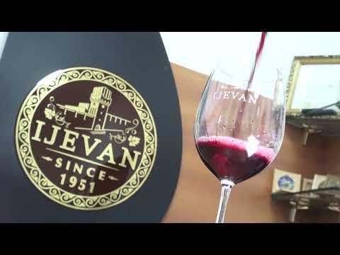 «Իջևանի գինու, կոնյակի գործարան»-ն իր «Սարգոն» գինի  և «Նեմրութ» կոնյակ