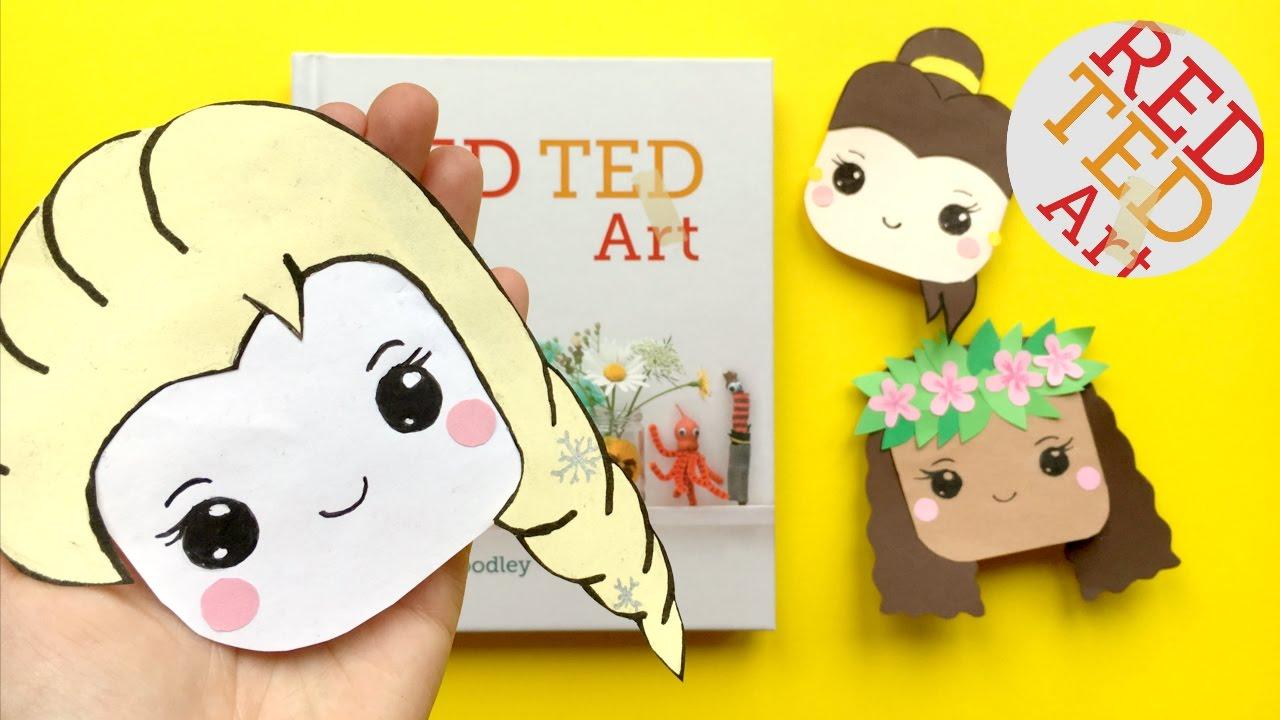 Craft Ideas For Disney Princess