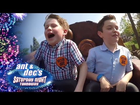Little Ant & Dec's Florida Mission!