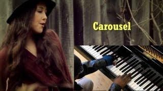 Vanessa Carlton - Carousel (Piano Tutorial) Part 1