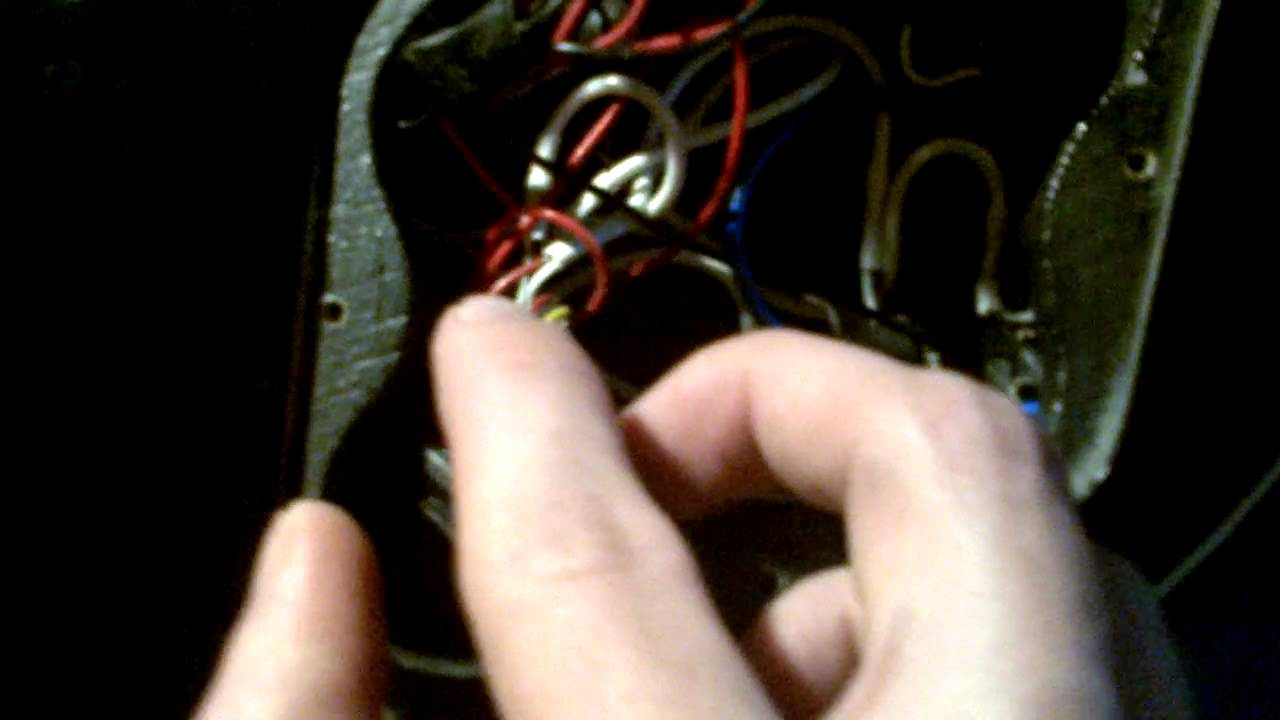 Installing Pickup Selector On Emgs With Circuit Board Youtube Emg 3 Way Toggle Switch Wiring