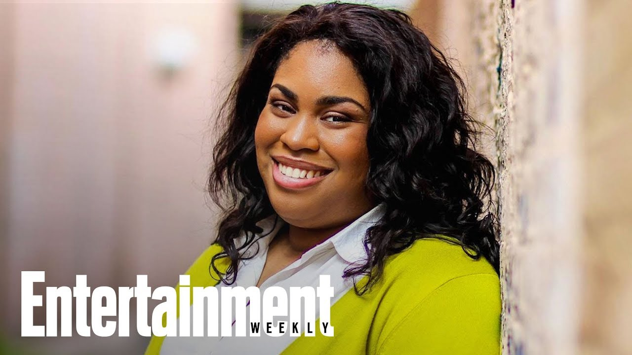 Angie Thomas Unveils The Striking Cover For Her Next Book | News Flash | Entertainment Weekly