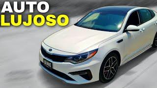 ¿Casi Premium? KIA OPTIMA 2019 TURBO | Auto De Lujo