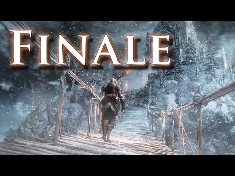 Let's Play Dark Souls 3: Ashes of Ariandel (FINALE) - Furtive Pigment