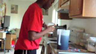 HOW A REAL N!GGA MAKE KOOL-AID