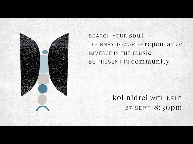 LIVE - Kol Nidrei Service 5781