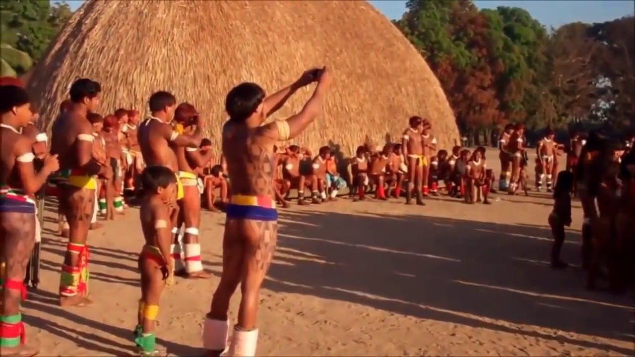 Download 01 Full Documentary BBC History ISOLATED Amazon Tribes Xingu Indians The Tribes Discovery