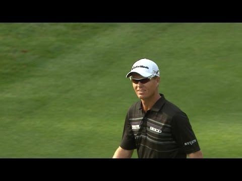 John Senden's chip-in leads Shots of the Week