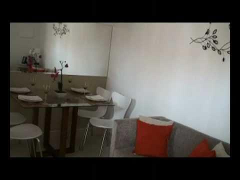 Jardins mangueiral visita ao decorado apartamento de 2 for Jardins mangueiral planta 3 quartos