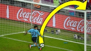 Top 30 open goal misses of all time ► funny football fails
