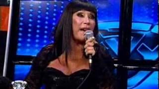 Showmatch 2010 - La Mole renunció enfrentando a Moria Casán