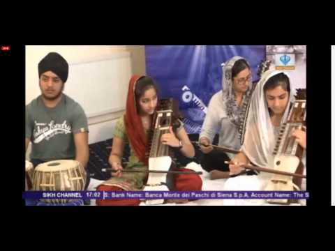 Raj Academy Students in Sikhs with Talent