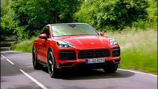 NEW Porsche Cayenne GTS Coupe 2021 - First Drive Review!